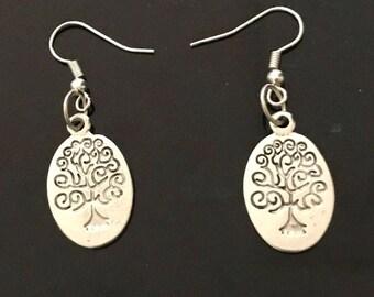 Tree of 'Life' Earrings