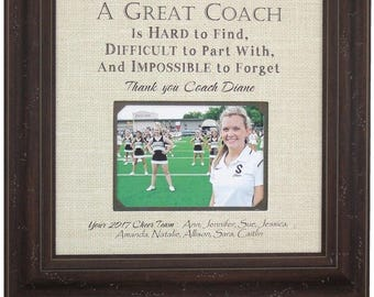 Cheerleading Gifts, Gift for Coaches, Cheer Gifts, Cheerleading Coach Gifts, Sports Team Gift, Gift for Cheer Coach, Cheer Coach Gift, 16x16