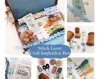 Craft Box, 'Stitch Lover' edition.