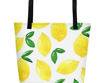 My Main Squeeze - Beach Bag