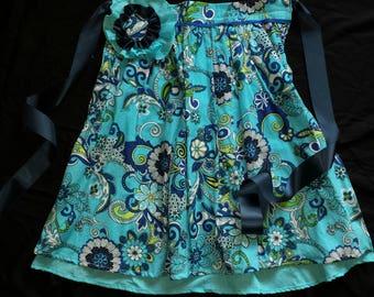 Upcycled Skirt Aprons