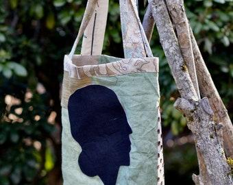 she is a dreamer market bag