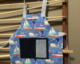 Size 2-4 childs apron