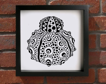 Sea Urchin - Giclee Print (Unframed)
