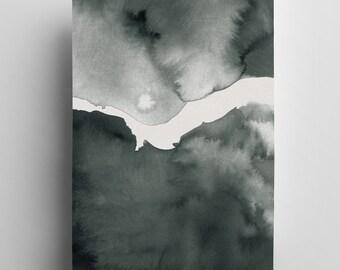 Mountains 2 - A3 Print