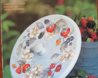 The Decorative Painter magazine  1996 September-October issue 5  back issue 134 pages used magazine