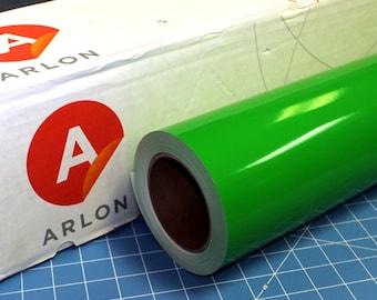 "Spring Green Arlon 5000 12"" x 5' (5 feet) Roll * Sign Vinyl * Decal Vinyl"