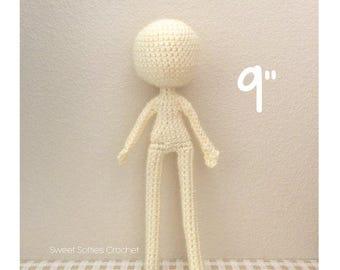 Amigurumi Crochet Meaning : Amigurumi crochet monkey pattern supergurumi