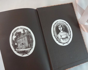 Emma by Jane Austen / 1962 1st Edition The Folio Society of London / Beautiful Wood Engraving Illustrations
