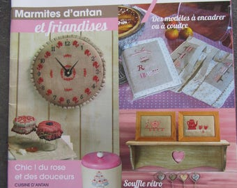 "Magazine ""The filL Passion"" - cross stitch - number 19 - April 2013 magazine"