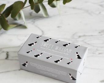 Border Collie Triple Milled Soap