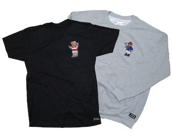 1992 Polo Bear Tshirt