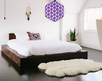 Healing your home Flower of Life Ajña Sacred geometry Suncatcher Mandala yoga