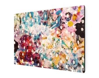 Flower Fields • Wall Art