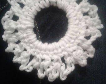 Sunflower hair ties