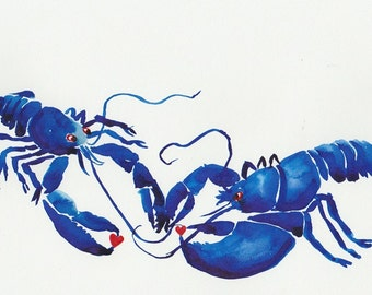 Lobsters in Love