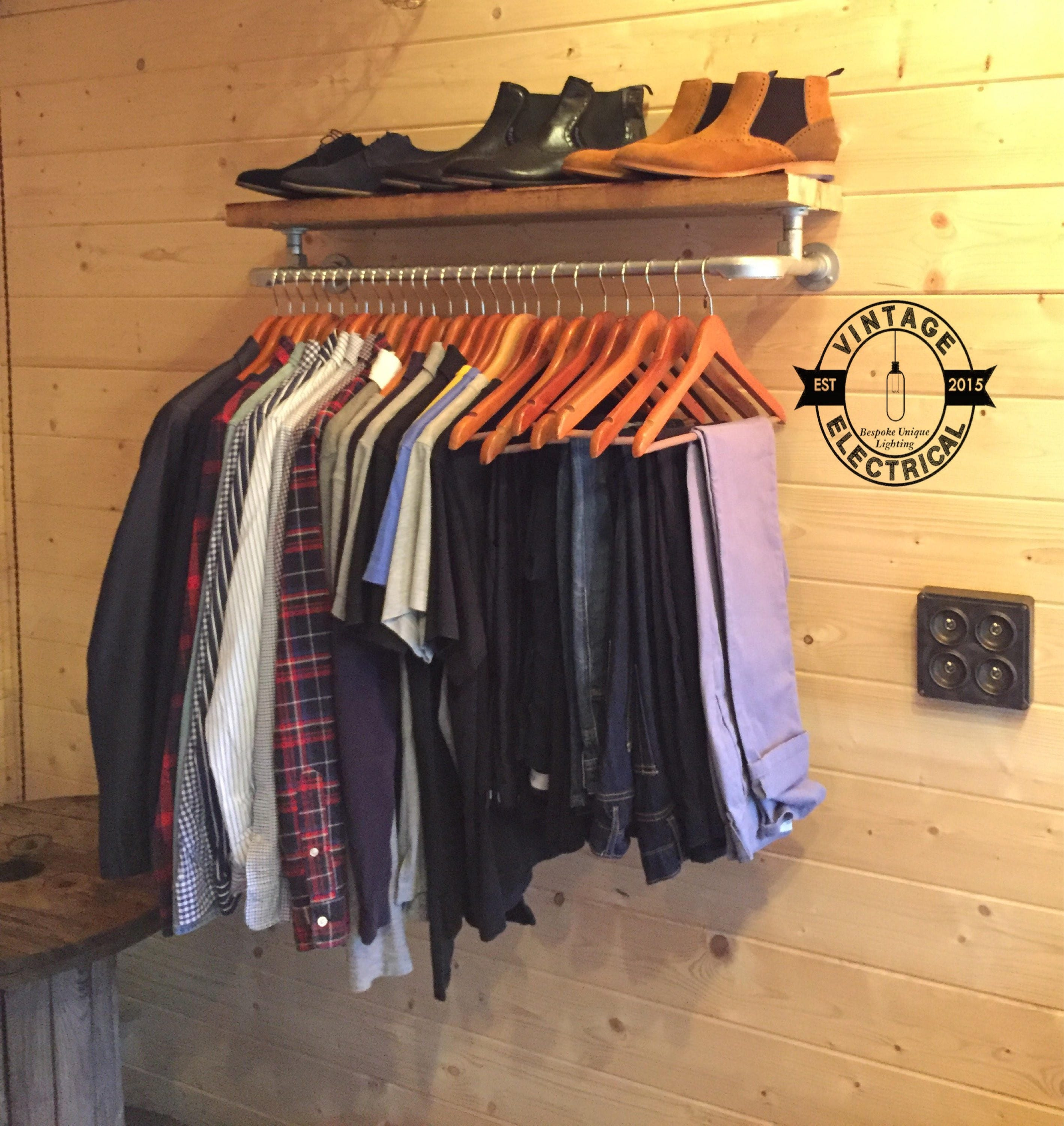 clea metal do pipe rack product xxx clothes world market