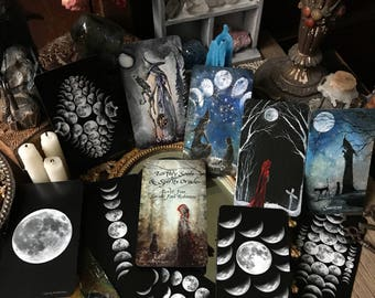 Terri Foss ORACLE Earthly Souls and Spirits™ Card Deck Includes Box Free Guide Sheet & Pouch ~ 59 Cards