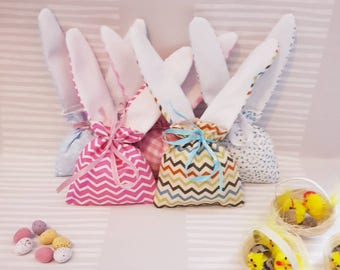 Easter gift girls etsy easter gifts sweet bags party bags favors boy girl gift bunny ears easter party bag gift negle Choice Image