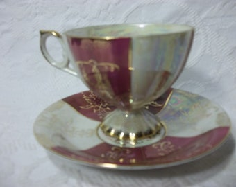 Antique, Vintage Cup and Saucer