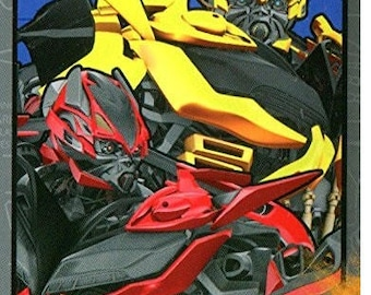 """Transformers """"Age of Extinction"""" Plush Throw Blanket  46"""" x 60"""" Personalized Kids Blanket"""