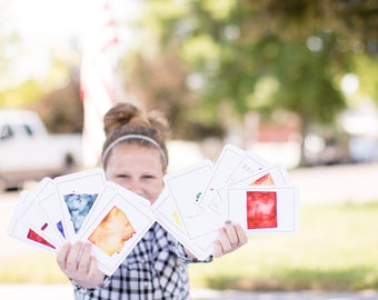 Set of TWO 50 States Flashcards!