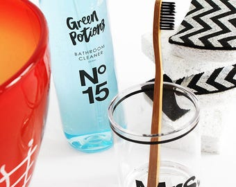 Green Potion No.15 Bathroom Cleaner - Eco Friendly Cleaning Products