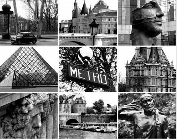 Items Similar To Paris Photography