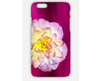 "Phone Case: ""Flower In Pink"""