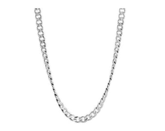 """Stainless Steel Curb Chain  20"""" or 24"""""""