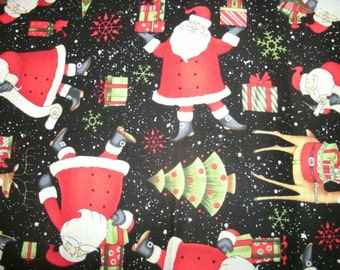 Free Shipping! on 2 Decorative, Santa Claus, Sofa Pillow Covers, Holiday Pillow Covers, Accent Pillows, Home Decor, Seasonal Pillow Covers,