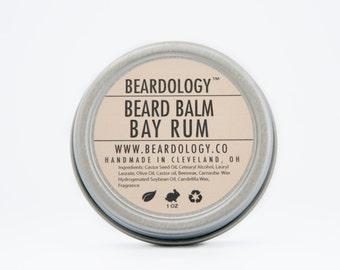 Bay Rum -  Beard Balm  -  1oz.