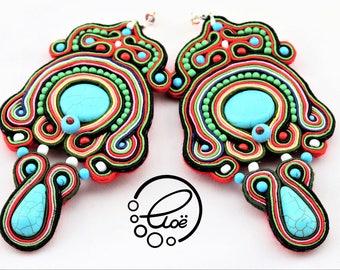 Mythos Earrings