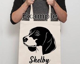 Beagles ai  eps  jpg  png  and svg Clipart, Vinyl, Stencil - Cricut - Silhouette Cameo