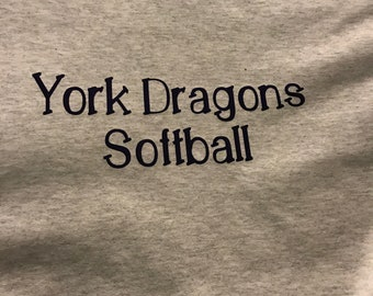 Softball Tees