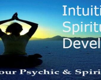 Spiritual Reading, meeting your own spiritual guides!