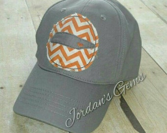 "Tennessee ""Knoxville Love"" Raggy Patch Solid Baseball Cap Hat"