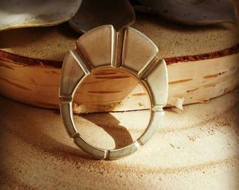 Handmade Silver seal RING