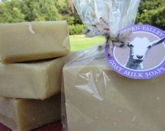 All Natural Lavender Goat Milk Soap 4 oz.