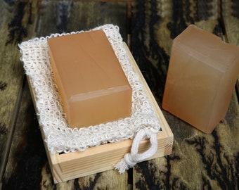 Vanilla Glycerin Bar Soap