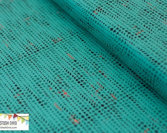 Avantgarde Collection - Fluxus Teal from Art Gallery - Choose Your Cut