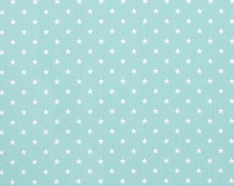 "Premier Prints Fabric-Mini Star-Canal-or-Choice of 23 Colors -54"" wide-Decorator Cotton-Fabric By The Yard"