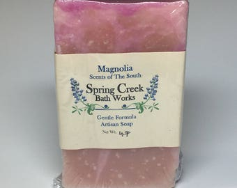 Magnolia Soap Gentle for Sensitive Skin
