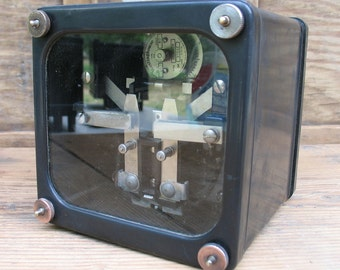 Westinghouse Type TK Relay - Made in 1936 - Like New Condition - NOS