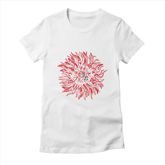 PLANT LYFE - Women's fitted T-shirt / Tee - white - cancun - light yellow - heather grey - Women's Apparel by Oliver Lake iOTA iLLUSTRATiON