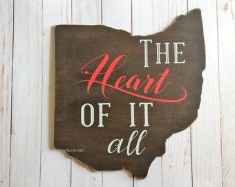 Heart of Ohio