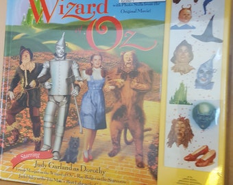 Wizard of Oz Play a song hard cover book