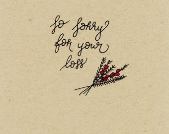 For Your Loss
