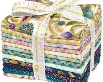 Grand Majolica Robert Kaufman Fabrics 12 Fat Quarter Bundle