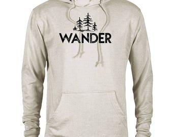 Tree Hoodie, Embroidered Tree Sweatshirt, Tree of Life, Deep Roots Shirt, Gardening Shirt